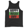 "Rusev ""Happy Rusev Day"" Unisex  Tank Top"