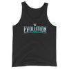 WWE Evolution Logo Unisex Tank Top