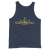 Crown Jewel Logo Unisex Tank Top