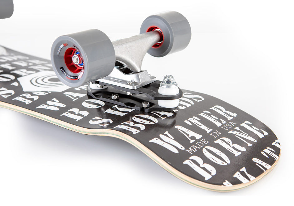 Hedendaags Waterborne | Rail Adapter | Surfskate Conversion | Fits any GO-09
