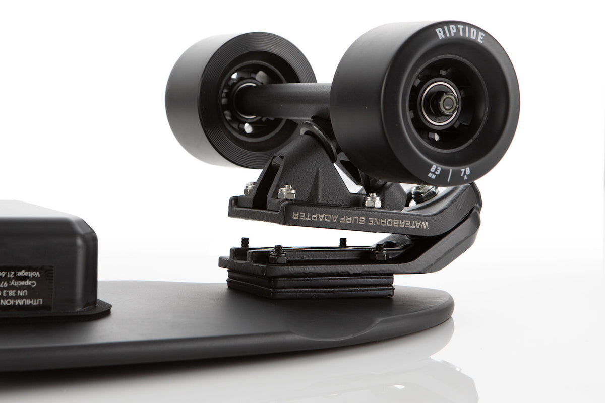 Riptide R1 Black Electric Skateboard