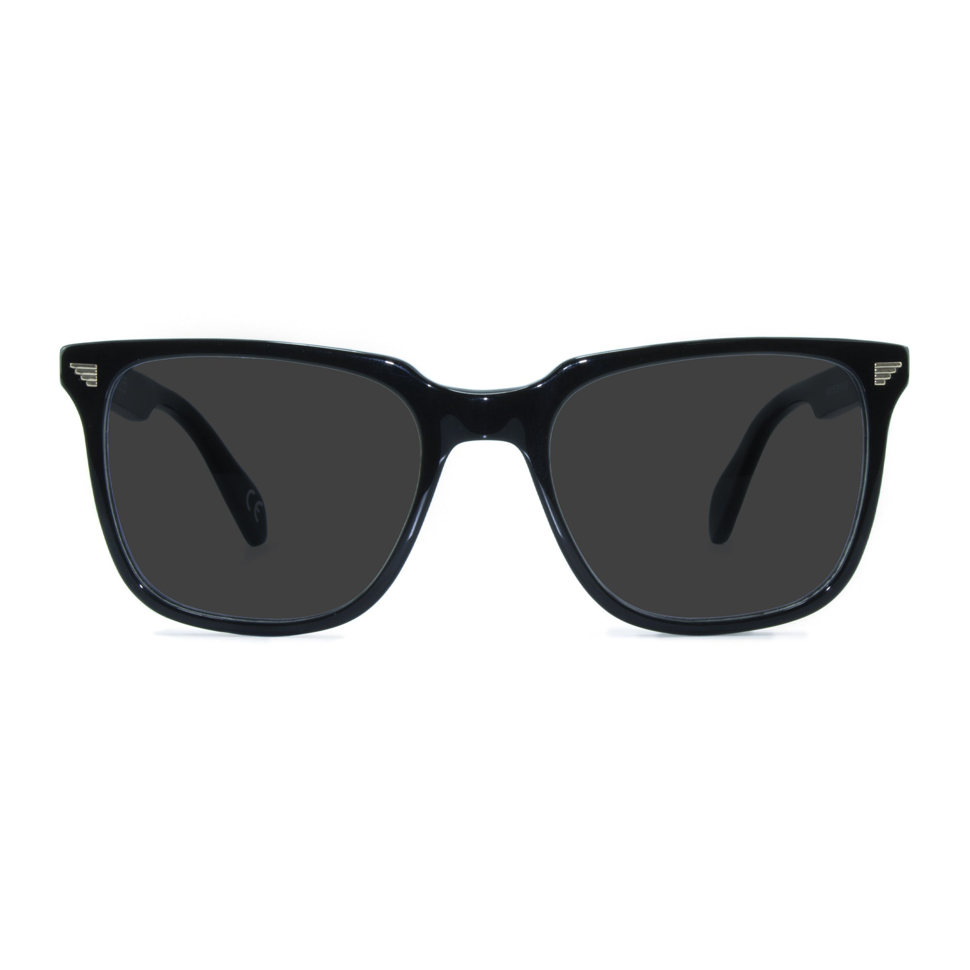 black wayfarer sunglasses