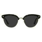 black browline sunglasses