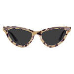 leopard print cat eye sunglasses