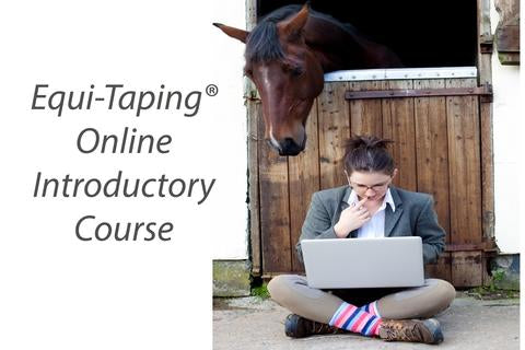 Equi-Taping Online Introductory Course w/ Intro Kit