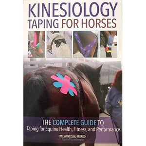 Kinesiology Taping for Horses - Equi-tape