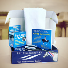 Load image into Gallery viewer, Equi-Taping Online Introductory Course w/ Intro Kit
