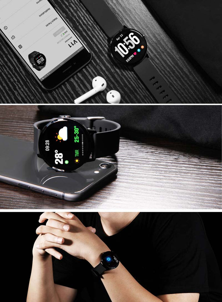 Smartwatch V11 Volemer IP67