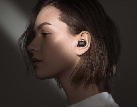 Image of Fones Xiaomi Redmi Airdots TWS Bluetooth Stereo 5.0