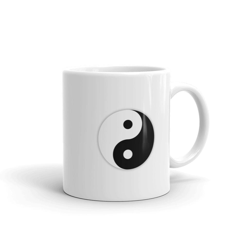 Yin Yang Zen Coffee/Tea Mug