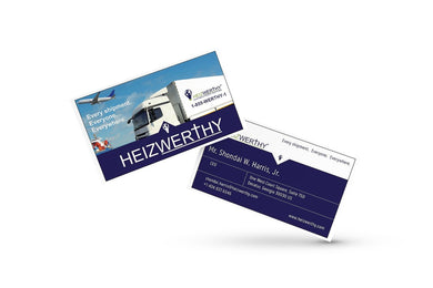 Business Cards - Standard Business Cards (FRONT & BACK)