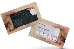 "Business Cards - Rounded Corner 3.5"" x 2"" (FRONT & BACK)"