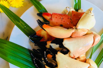 One Jew's Very Unkosher Business: Stone Crabs Delivered To Your Door