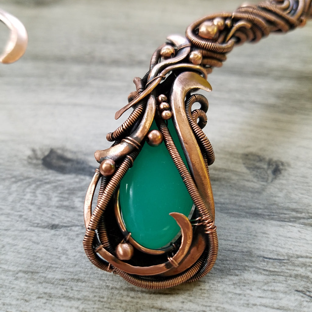 Gift of Positivity: Chrysoprase