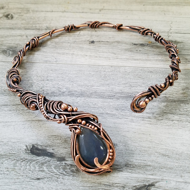 Gift of Transformation: Labradorite