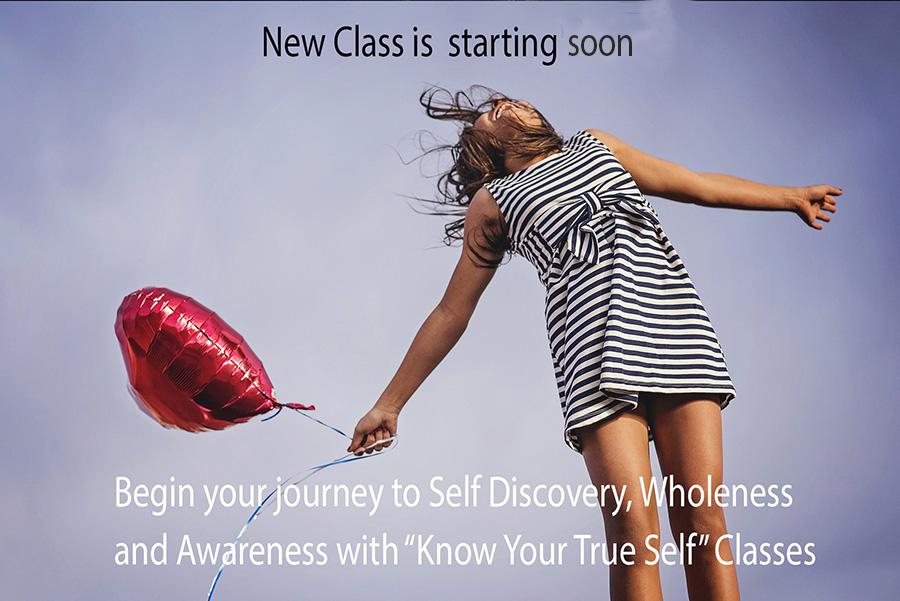 Know Your True Self Enrollment (1 segment/5 weeks)