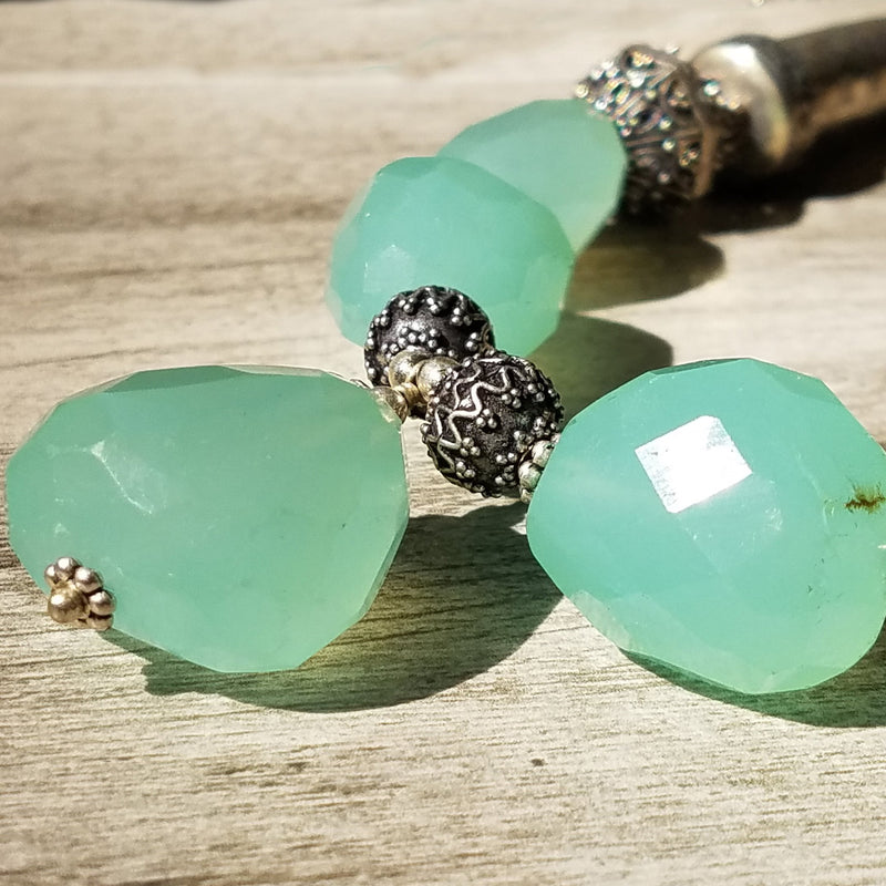 Gift of Calmness & Peace: Chalcedony