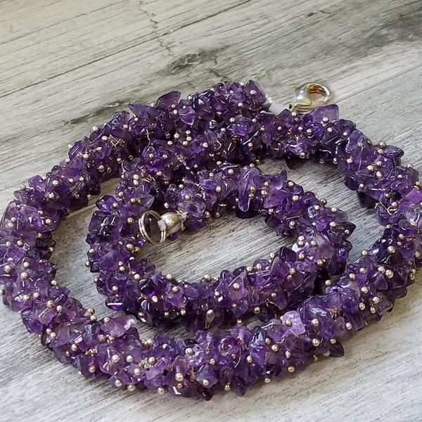 Gift of Mental Clarity & Focus: Amethyst