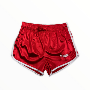 Signature MEATing Shorts Red