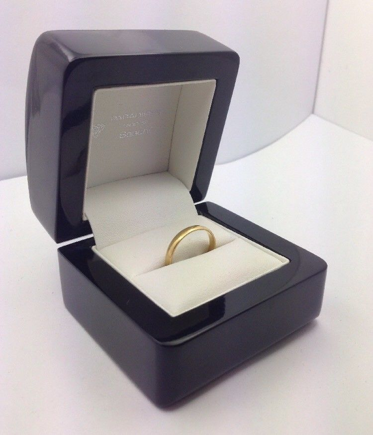 18CT/18K Yellow Gold Ring Size N1/2 (Guaranteed Genuine) #22543
