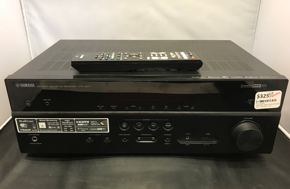 Yamaha Amplifier HTR-4071 #47403