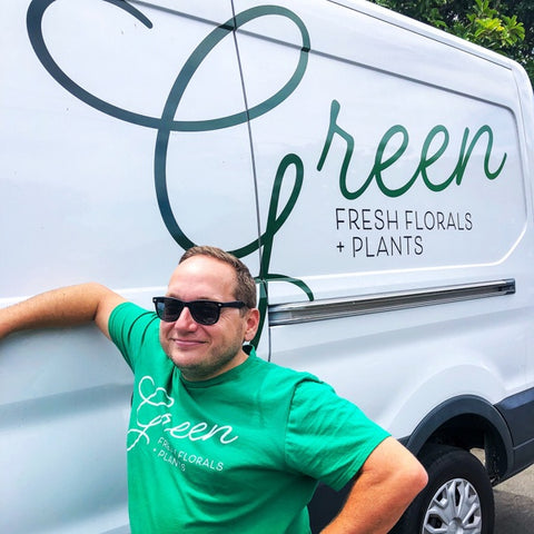 Delivery Driver for Green Fresh Florals + Plants