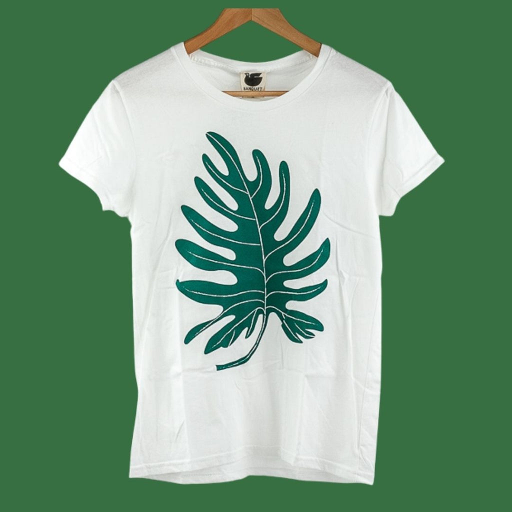 Philodendron Leaf  Women's T-Shirt