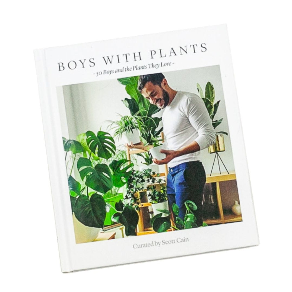 Boys with Plants | 50 Boys and Plants They Love