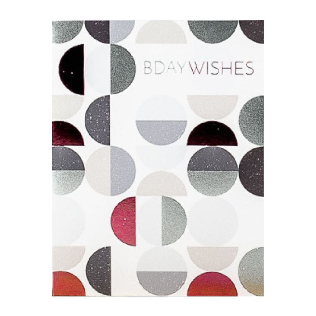 BDay Wishes Card