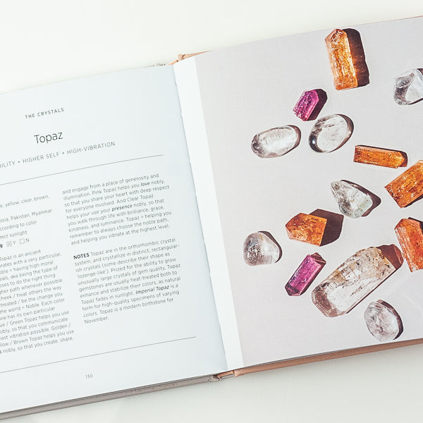 Crystallize: The Modern Guide to Crystal Healing