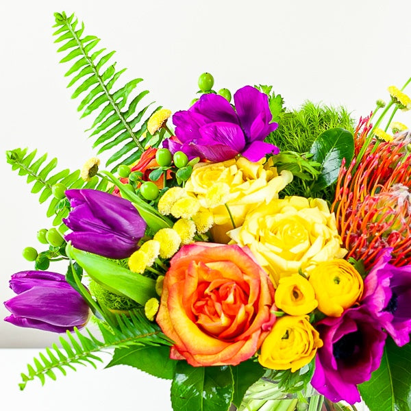 Bright Seasonal Floral