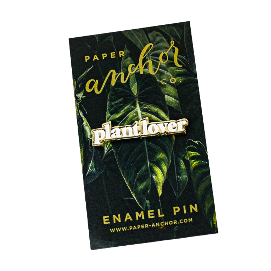 Plant Lover Lapel Pin