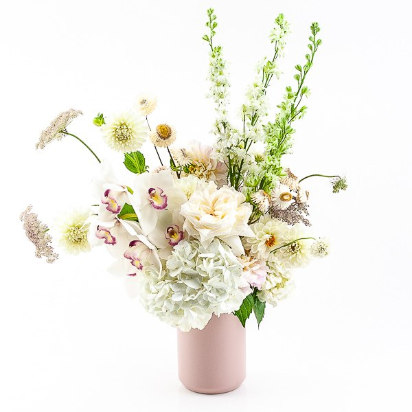 Tall Pastel Beauty Floral