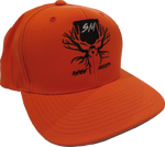 Orange Hunters Hat
