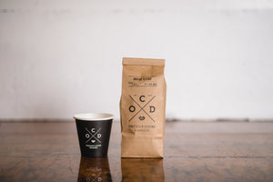 Sample House Blend Coffee | 250g - OCD coffee NZ