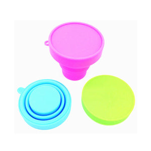 Collapsible Menstrual Disinfectant & Storage Cup-Best Menstrual Cup-Reusable Menstrual Cup-Period Cup-Organic Cup-Moon Cup-Eco Friendly -Tricorium