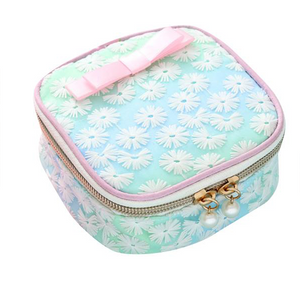Cotton Candy Menstrual Storage Bag-Sanitary Bag- Eco-friendly, reusable menstrual cloth pads, period underwear, and menstrual cups. Designed for Better Periods -Tricorium