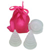 Best Menstrual Cup-Reusable Menstrual Cup-Period Cup-Organic Cup-Moon Cup-Eco Friendly-Tricorium