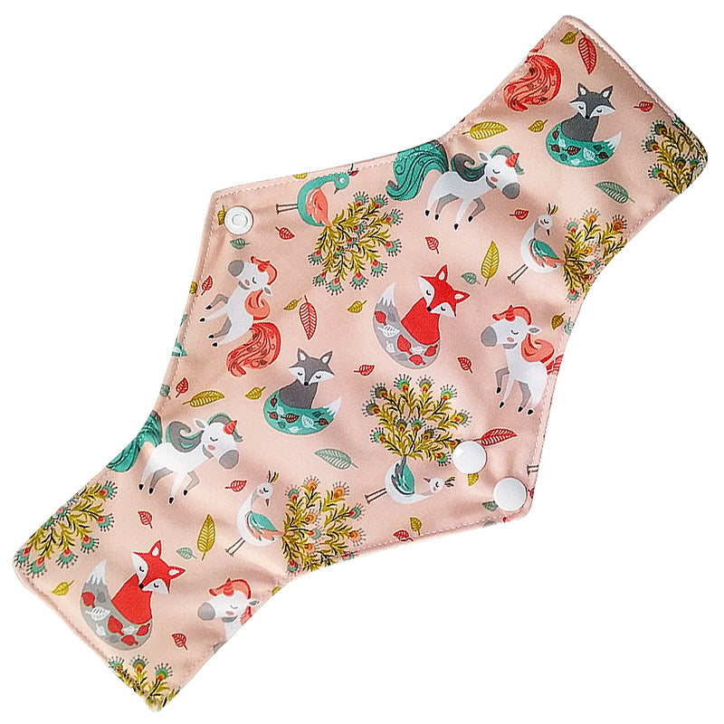 Reusable Pads-Reusable Menstrual Cloth Pads-Cloth Pads-Cloth Sanitary Pads-Sanitary Napkins-Period Pads-Tricorium