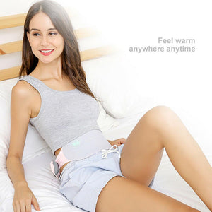 Heating Pad for Period Pain Relief-Infrared Heating Pad- Menstrual Pain Relief-Tricorium