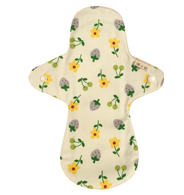 Reusable Pads-Reusable Menstrual Cloth Pads-Cloth Pads-Cloth Sanitary Pads-Sanitary Napkins-Period Pads -Tricorium