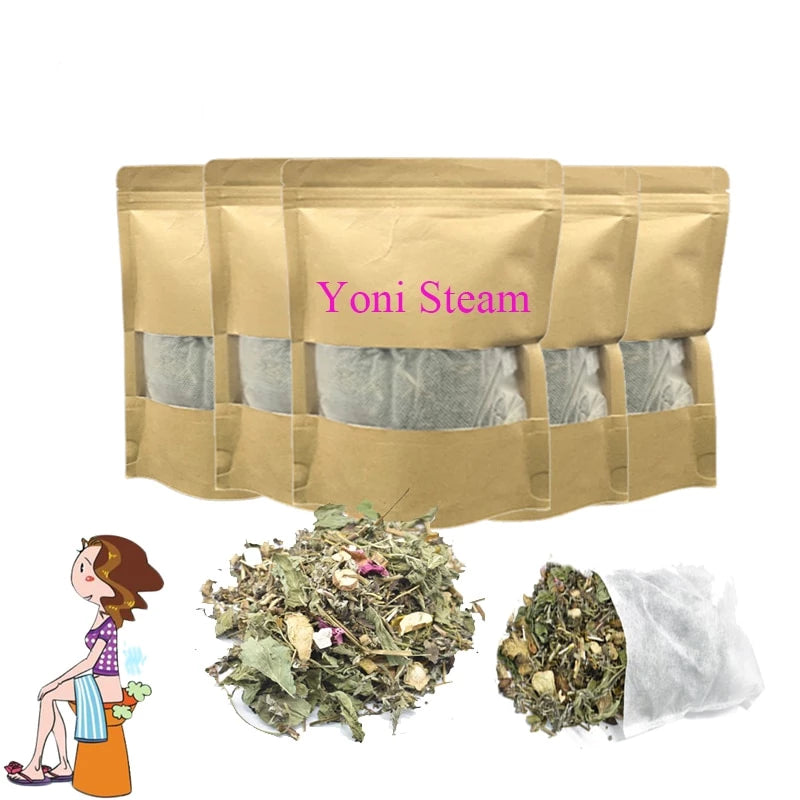 Herbal Chinese Detox Yonisteam