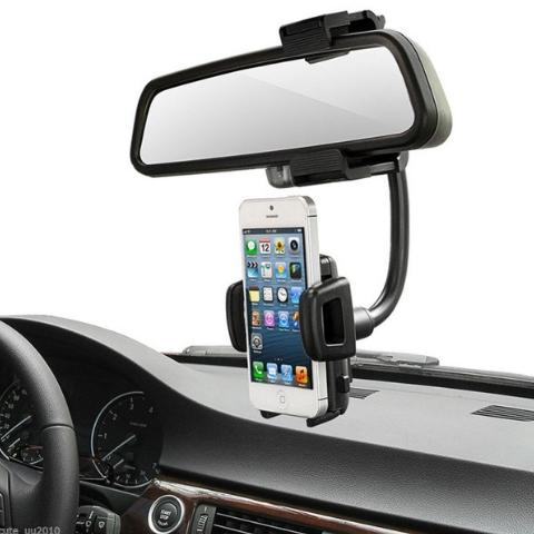 Rearview Mirror Mount Holder For Gps Phone Kn Store Ph
