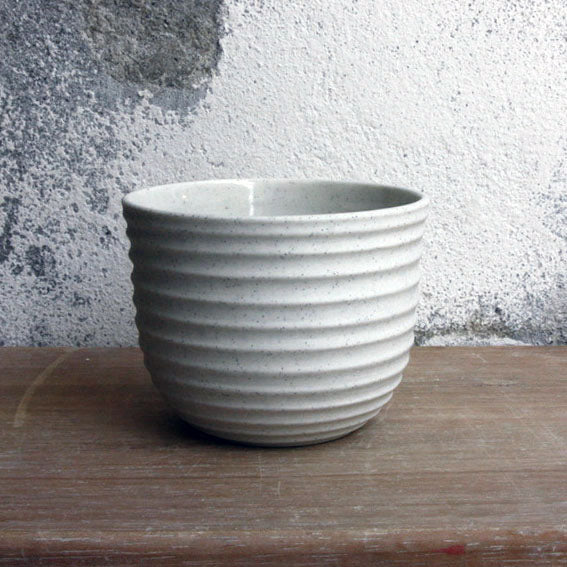 Textured Cup, Light Stone Grey (200 ml)