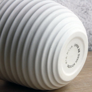 Textured Cup, White (200 ml)
