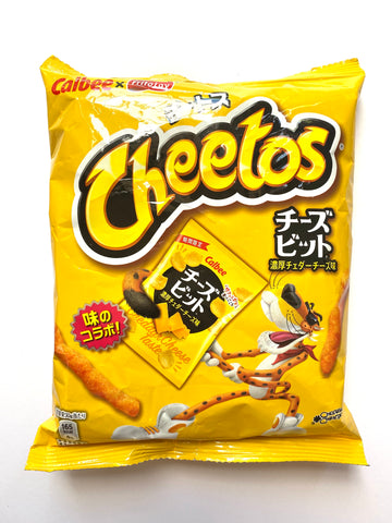 Cheetos x Calbee Cheese Bit (Japan)
