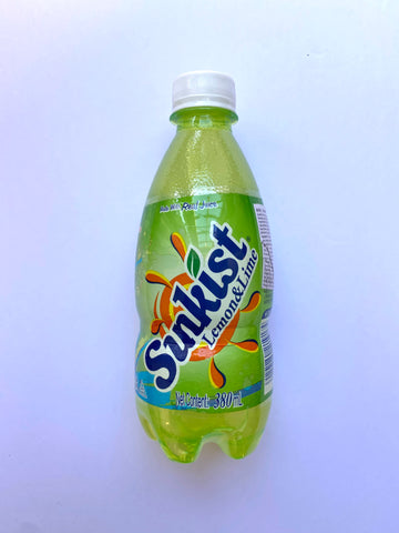 Sunkist Lemon & Lime (China)