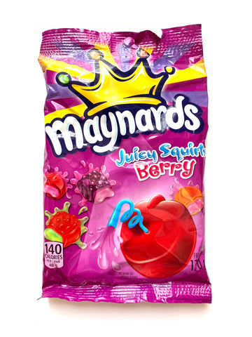 Maynards Juicy Squirt Berry (Canada)