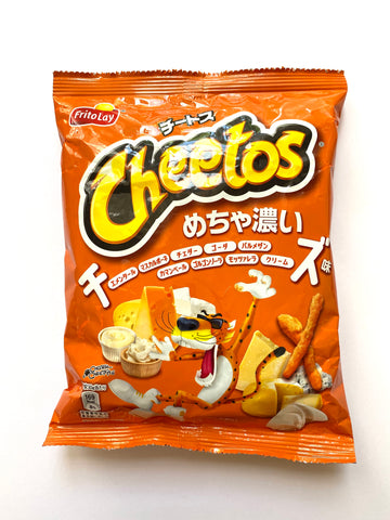 Cheetos 9 Cheese (Japan)