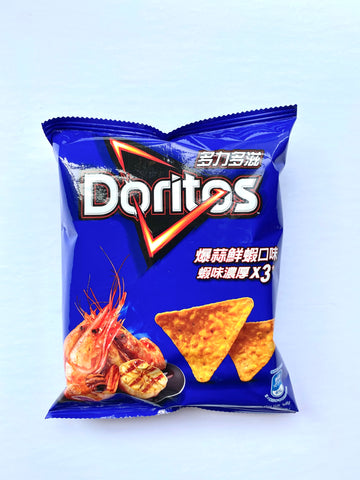 Doritos Garlic Shrimp (Taiwan)